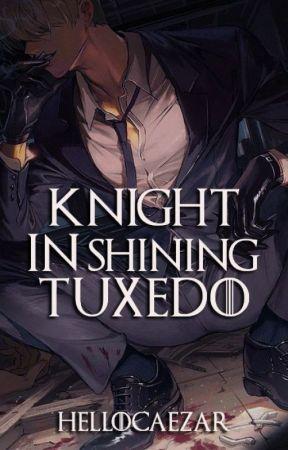 Knight in Shining Tuxedo by CHISENPAI