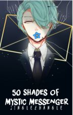 50 Shades of Mystic Messenger by aeridynasty