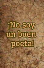 No Soy un Buen Poeta #Editorial_Panda  by gabrielcb2