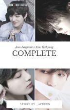 [✓] Complete    KookV by _Afreen