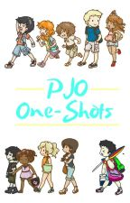 Percy Jackson One-Shots by mythicbitch7