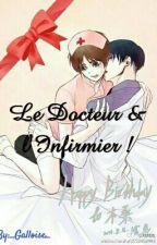 Le Docteur & l'Infirmier [Riren - OS] ✅ by _Galloise_
