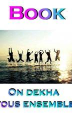 Book on dehek tous enssemble  by Sarah_la_Kabyle