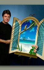 WINDOW TO PARADISE  by MarinaScarlett