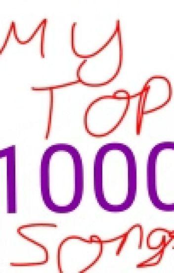 1000 Songs I Like All With Lyrics - A Weird Bisexual FanGirl - Wattpad