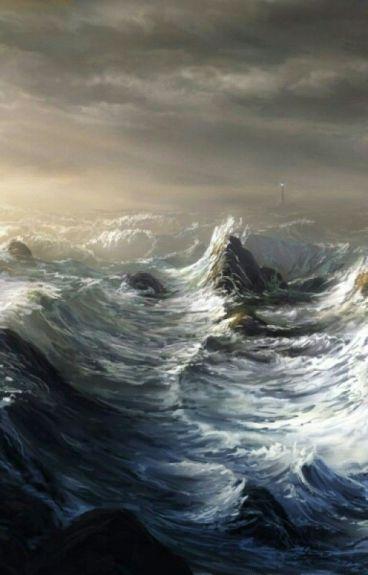 Waters Roar by evangheline