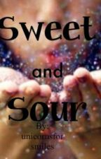 Sweet and Sour by unicornsforsmiles