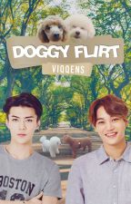 Doggy flirt ›› sekai by viqqens