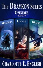Draykon (Book One of the Draykon Series) by CharlotteEnglish