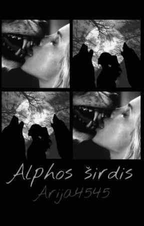 Alphos Širdis (Nebekeliama Iki Pavasario) by Arija4545