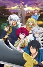 |The Dawn and Dusk | [Akatuski no Yona x Reader] by bangchimed