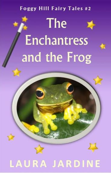 The Enchantress and the Frog by LauraJardine