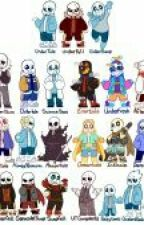 Undertale AU shorts by Vivian_frombree2000