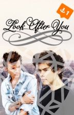 Look After You // Larry Stylinson Hybrid + MPREG AU by Lunabelle26