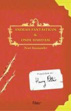 Animais Fantásticos & Onde Habitam by fabio1099