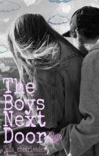 The Boys Next Door~Jai/Luke Brooks Fanfiction by jais_cheerleader