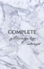 Complete strangers «BOOK3»  by yungenbiebah
