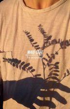 maid café | kth.jjk by seapolyp