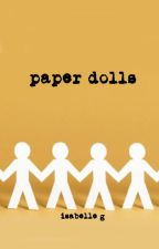 Paper Dolls by izzziebear