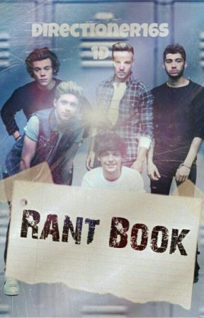 The Story Of My Life || Rant.Book by Directioner16S1D