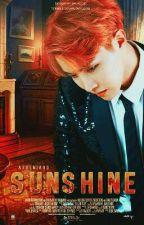 Sunshine   Jung Hoseok by aerenia93