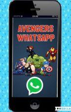 Los Vengadores en Whatsapp by Nocapla