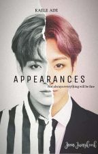 Appearances +18  ♠Jeon JungKook♠ by KylieDiaz_25