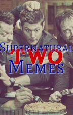 Supernatural Memes Two by Sadylovespie