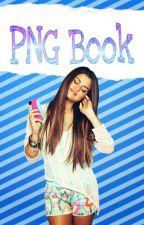 PNG Book by kolvinatrash