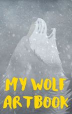 (OLD, DO NOT READ) My Wolf Artbook (1) by -Scotch-
