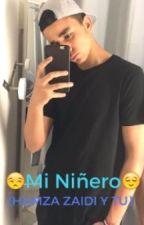 Mi niñero(Hamza Zaidi y tu) by Ariiiana_