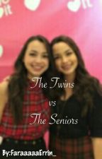 The Twins vs The Seniors  by FaraaaaaErrin_