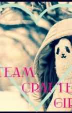 Team Crafted's Girl (a team crafted fanfic) by captainbajanquake