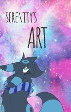 Serenity's Amazing Scribbles! { Art Book 2! } by DarkShadowCharizard