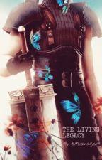 Final Fantasy VII  an Angel Descends by Moana7jen