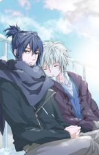 No. 6 Nezumi x Shion Yaoi by TotalAnimeLover