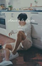 Amor A La Carta (Yoonmin) by Akexaly