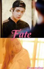 Fate (BTS V x BLACKPINK Rosé) by dreammaknae
