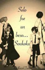 Solo fue un beso...*Soukoku* (Dazai y Chuya) by Kanisawaru