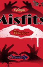 The Misfits  by the-_-author