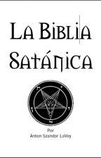 La biblia satánica by takenhorror