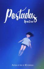 PORTADAS «ABIERTO» by MeimiCaro