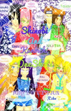Kunoichi's And Shinobi's one shots - son's and daughter's