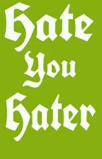 Hate You Hater by sr_Apaixonado