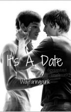 It's A Date [Merthur] by wayfaringpunk