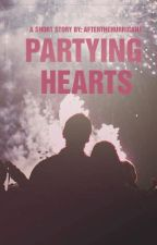 Partying Hearts by afterthehurricane