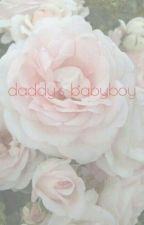 daddy's babyboy  by Namjoon-Ah