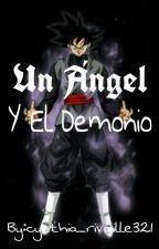Un angel y  el demonio- black y tu by cynthia_rivaille321