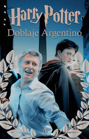 harry potter doblaje argentino ⛅ by okayoohyeon-