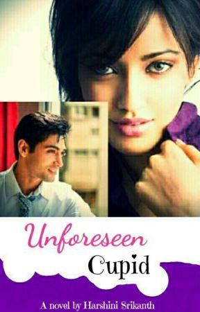Unforeseen Cupid by Happyharshini